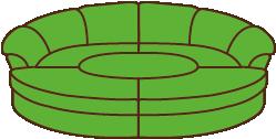 Круглые